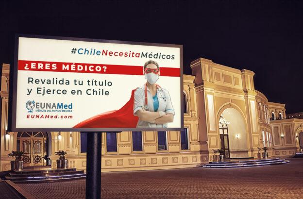 Chile Necesita Médicos