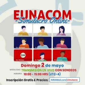 Simulacro EUNACOM Online Masivo